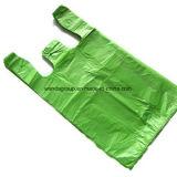 容易なタイのスーパーマーケットのためのプラスチックショッピングTシャツ袋