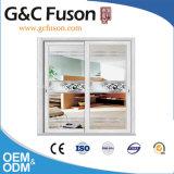 Schlafzimmer-Aluminiumschiebetür-Entwurf von China