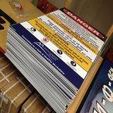 Stampa durevole della scheda di Corflute di nuovi prezzi poco costosi su ordinazione di disegno