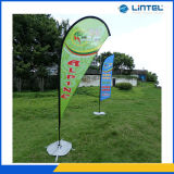 Indicador durable al aire libre de la fibra de vidrio de la bandera del poliester