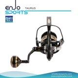 Carretel de giro do Saltwater da relação da engrenagem elevada (Taurus 200)