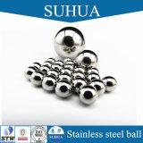 esfera de aço inoxidável do SUS 304 de 6.35mm para a venda