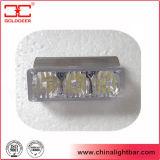 Il blocchetto dell'indicatore luminoso della griglia LED del Tir 3 avverte le parti di ricambio