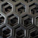 중국 공급 고품질 ISO 9001 증명서를 가진 관통되는 금속 메시