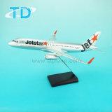 Decoração do Desktop do modelo do avião de Jetstar A320neo