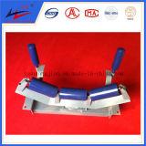 Uno mismo del rodillo de la fricción del portador de la rueda loca de la fricción de la rueda loca del transportador que alinea la rueda loca del rodillo de Traing