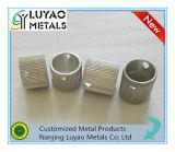 Части выполненного на заказ алюминия CNC точности подвергая механической обработке