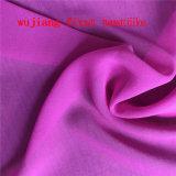 De nieuwe Viscose Georgette Fabric, de Stof van Ggt van de Viscose, de Stof van 100% van de Chiffon van de Viscose