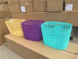 Panier environnemental de couleur de plastiques