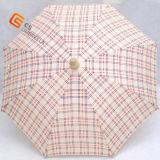 Ombrello che non sgocciola con il coperchio di plastica per l'ombrello diritto del regalo (YS-1020A)