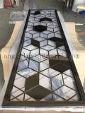 Écran en métal de coupure de laser d'acier inoxydable du fournisseur 304 de la Chine
