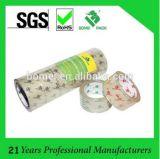 Leises transparentes Verpackungs-Band ohne Luftblase