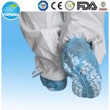Cobertura de sapatos não tecidos não tóxicos para uso médico, diário e cirúrgico