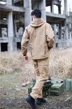Tan 군인 옥외 방수 전술상 난조 재킷