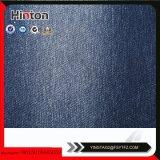 Сбывание джинсовой ткани мягкого и удобного цвета индига хранят тканью, котор