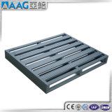 Surtidores calientes de la fábrica de la venta que sueldan la paleta de aluminio de encargo amontonable