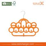 De Plastic RubberHanger van uitstekende kwaliteit van de Riem van de Deklaag