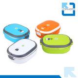 Einlagiger Edelstahl304 Lunchboxthermos-Mittagessen-Kasten für Kinder