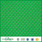tessuto 100% di maglia normale del poliestere 3*1 micro