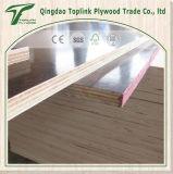 Shuttering van de hoogste die Kwaliteit Triplex voor Concrete Bekistingen wordt gebruikt