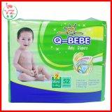 Q-Bebe 52PCSの高品質の赤ん坊のおむつ