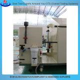 Compartimiento de la prueba de aerosol de sal de la corrosión de ASTM B117 con el plástico rígido del PVC