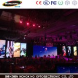 임대 발광 다이오드 표시 LED 스크린 3 년 보장 P3.9/P4.8 HD 풀 컬러