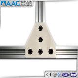 Aluminium-/Aluminiumt-Schlitz-Strangpresßling-Profil für Produktionszweig