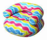 Canapé gonflable en PVC gonflable pour enfant ICTI approuvé