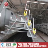 Cage automatique de poulet pour la production de grilleur