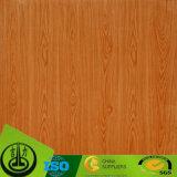 Hölzernes Korn-dekoratives Papier für Fußboden