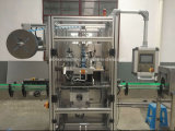 Máquina de etiquetado material automática de la funda del encogimiento del PVC para la botella