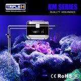 migliori indicatori luminosi usati cinesi caldi di vendita dell'acquario della barriera corallina LED dei prodotti 120W con il serbatoio dei pesci di mare