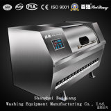 vollautomatische industrielle Zange-Wäscherei-Waschmaschine der Unterlegscheibe-30kg