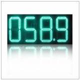 """El precio de la gasolina al aire libre de 10 """" 8 '' 12 '' 20 '' de la gasolina del precio dígitos de la visualización 4 LED firma la visualización del precio de la gasolina del LED"""