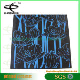 カスタムヨガの美しい印刷のヨガのマットによって印刷されるヨガのマットのための印刷されたマット