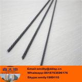alambre de la PC de 7.5m m para el material de construcción