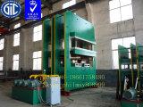 Máquina de vulcanización de goma, máquina de vulcanización de la placa,