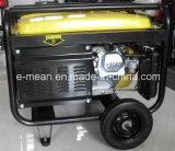 gerador elétrico da gasolina de Pertol do preço 2kw barato
