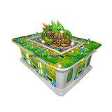 joueurs 52inch 6-10 pêchant la machine d'arcade de machine de jeu