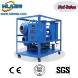 Transportfähiger dreifacher Stadiums-Filtration-Vakuumisolieröl-Reinigungsapparat