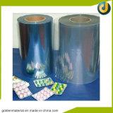 Film rigide de PVC pour le module médical