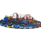 Парк атракционов спортивной площадки игры детей ISO напольный с взбираться (YL-D043)