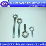 Stahl verbogene Haken-Schrauben-Schraube