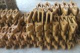 Dents et adaptateur de position des pièces de rechange PC200 d'excavatrice de KOMATSU