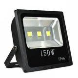 100W garantía de dos años al aire libre de la protección de la oleada de la lámpara 10kv del reflector de cerámica LED de la MAZORCA LED (100W-$15.83/120W-$17.23/150W-$24.01/160W-$25.54/200W-$33.92/250W-$44.53)