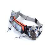 カムフラージュの水和Windowsが付いている連続したベルトのウエストバッグ