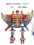 Movice 로봇 모형 종이 3D 조각그림 맞추기