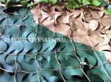 Red neta ignífuga Leaflike de Camo del camuflaje de la caza