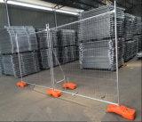 Cerca removível galvanizada/cerca portátil